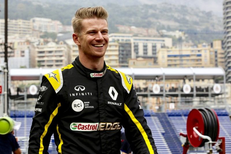 Nico Hülkenberg: Monaco sollte dem Renault liegen