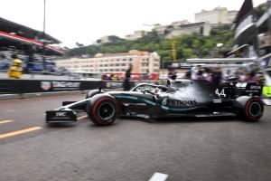 Formel-1-Training Monaco: 0,7 Sekunden Rückstand für Vettel