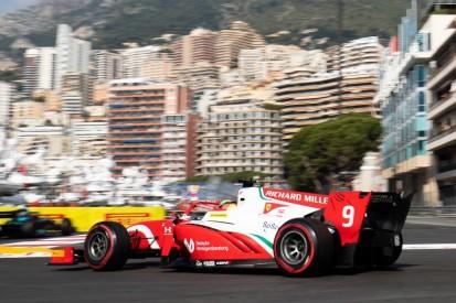 Formel 2 Monaco: Mick Schumacher knapp an erster Startreihe vorbei