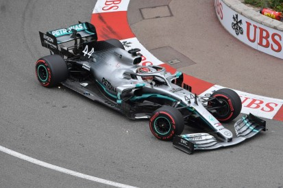 Formel-1-Training Monaco: Mercedes dominiert den Donnerstag