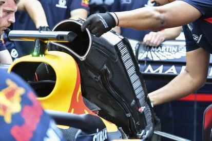 Red Bull: Max Verstappen von Kühl-Leck gestoppt