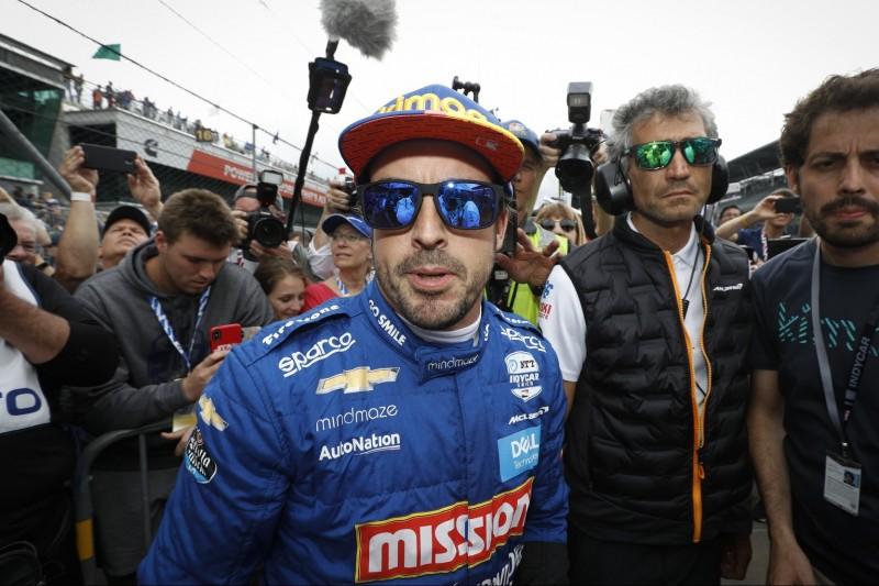Indy-500-Startplatz erkaufen: Dafür war Alonso zu stolz