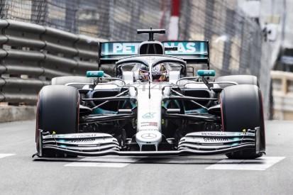 """""""Mit dem Set-up zufrieden"""": Hamilton hofft auf nächsten Monaco-Sieg"""