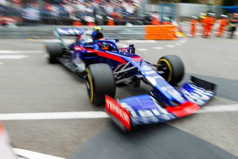 Toro-Rosso-Methode bringt Alexander Albon auf Platz fünf