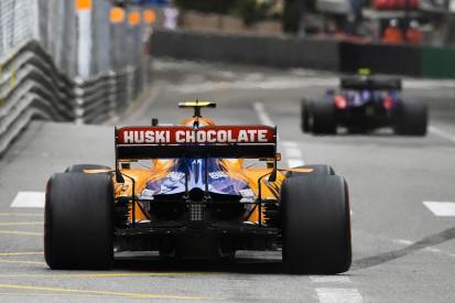 McLaren: Sainz klagt über FT1, Norris über FT2