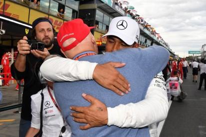 Jackie Stewart: Hamilton muss die Trauer um Lauda ausblenden