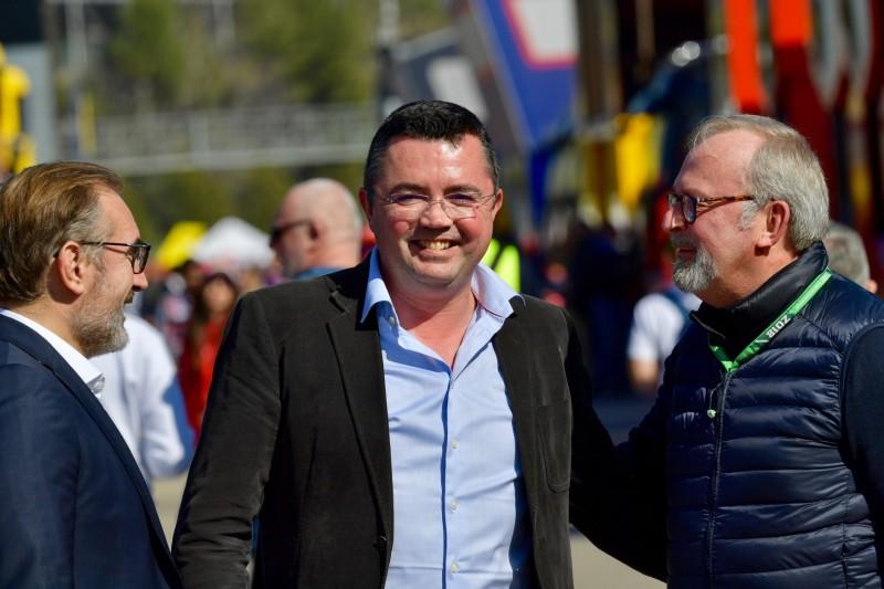 Beim Frankreich-GP geht es um mehr als nur Racing: Interview mit Eric Boullier