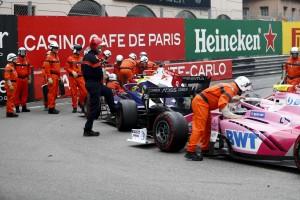 Formel 2 Monaco: Mick Schumacher löst Abbruch in Rascasse aus