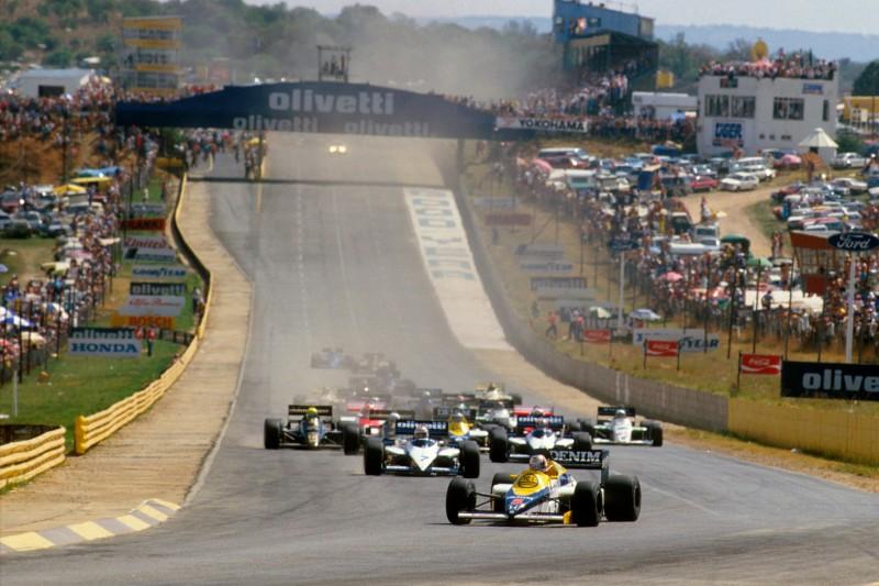 """""""Ein Traum"""": Kommt die Formel 1 bald wieder nach Kyalami?"""