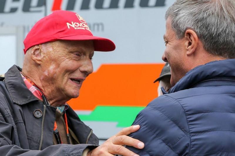 Fritz Enzinger: Seine schönste Erinnerung an Niki Lauda