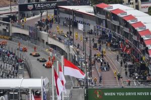 Totales Ergebnis-Chaos nach Schumacher-Kollision in der Formel 2
