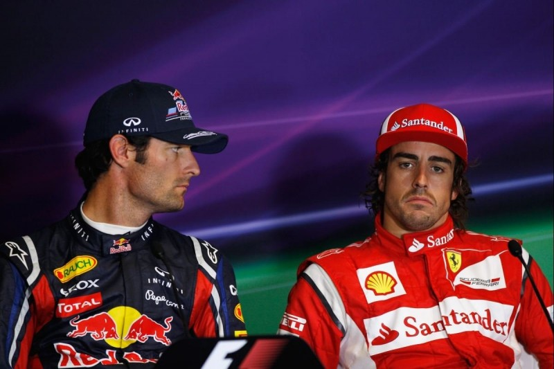 Mark Webber glaubt nicht an Formel-1-Comeback von Fernando Alonso