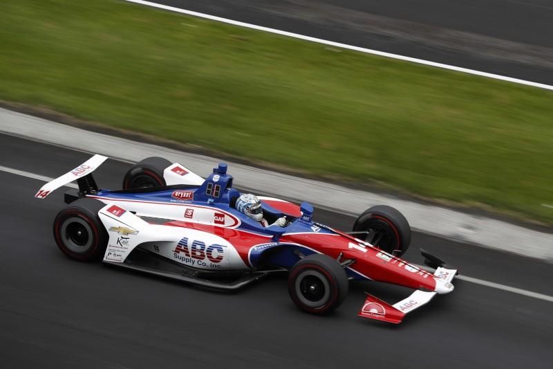"""Indy 500: Abschlusstraining am """"Carb Day"""" mit Kanaan an der Spitze"""