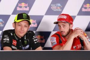Gerhard Berger: DTM arbeitete an Gastfahrer-Duell Rossi gegen Dovizioso