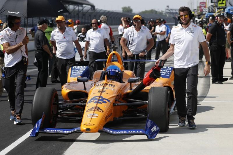 Was es mit dem fehlenden McLaren-Lenkrad wirklich auf sich hatte