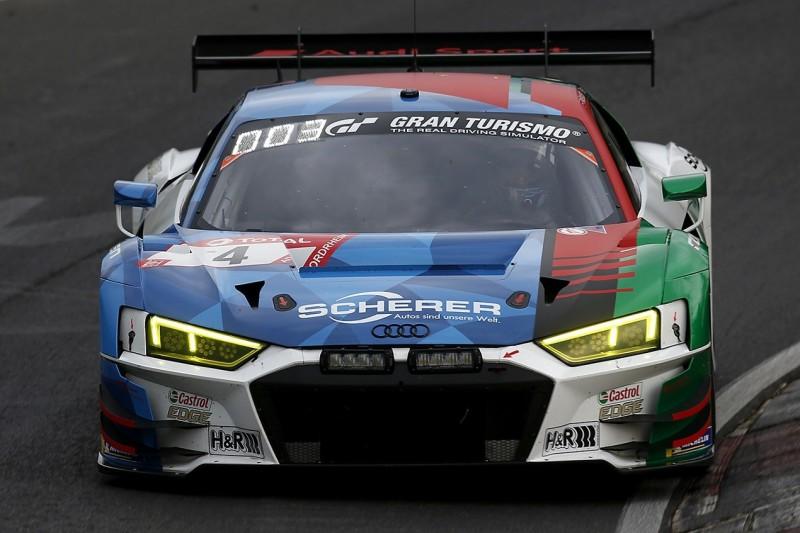 24h Nürburgring: Audi-Aufgebot schrumpft auf sechs R8 LMS
