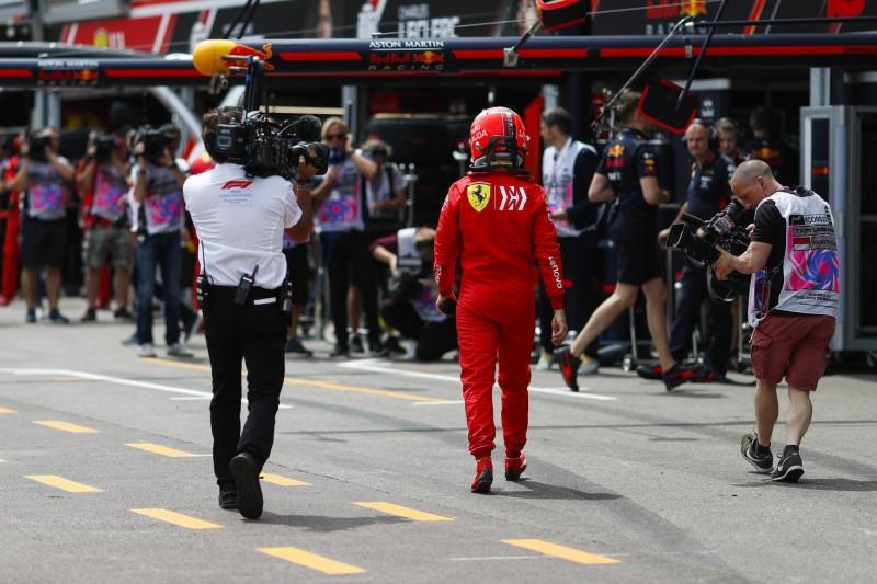 Formel-1-Training Monaco: Ferrari hadert mit Vettel-Crash
