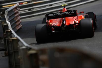 Zu schnell unter VSC: Leclerc kommt mit Verwarnung davon