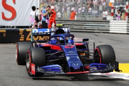 Toro Rosso bewirkt Historisches, trotzdem Enttäuschung bei Albon