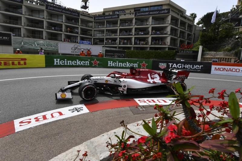 Kimi Räikkönen und Alfa ratlos: Einfach nicht schnell genug