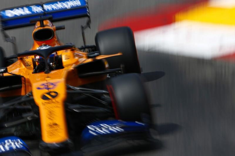 McLaren zufrieden: Nach FT3 nicht mit Q3 gerechnet