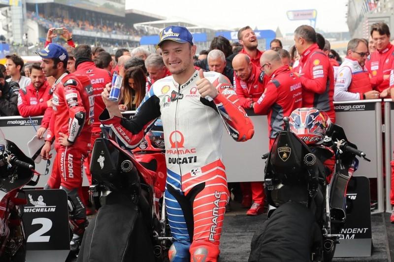 """Jack Miller und die Ducati GP19: """"Keine Entschuldigungen mehr"""""""