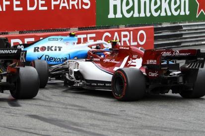 Nach Stau in Rascasse: Alfa-Romeo-Pilot Antonio Giovinazzi bestraft