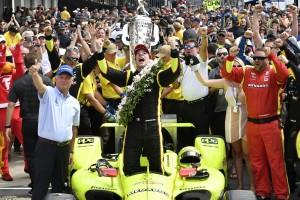 """Simon Pagenauds Taktik zum Indy-500-Sieg: """"Es ging um Attacke"""""""