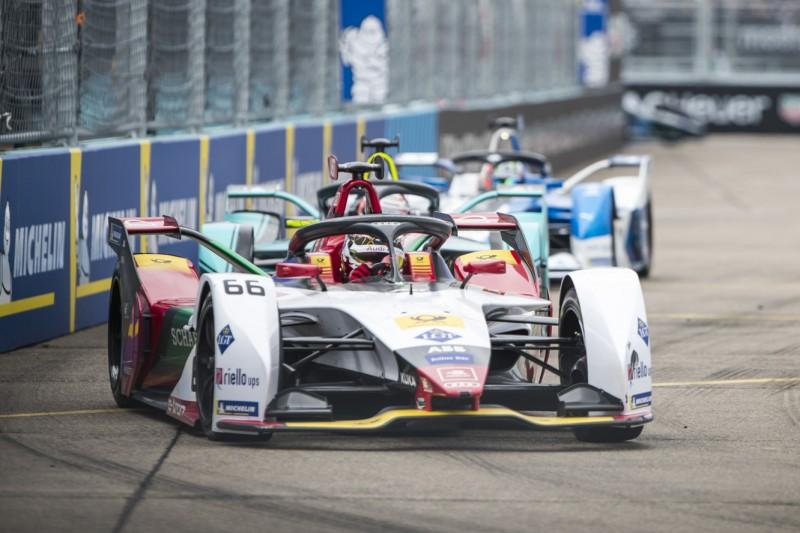 Formel E Berlin: Daniel Abt hadert mit Attack-Mode-Strategie