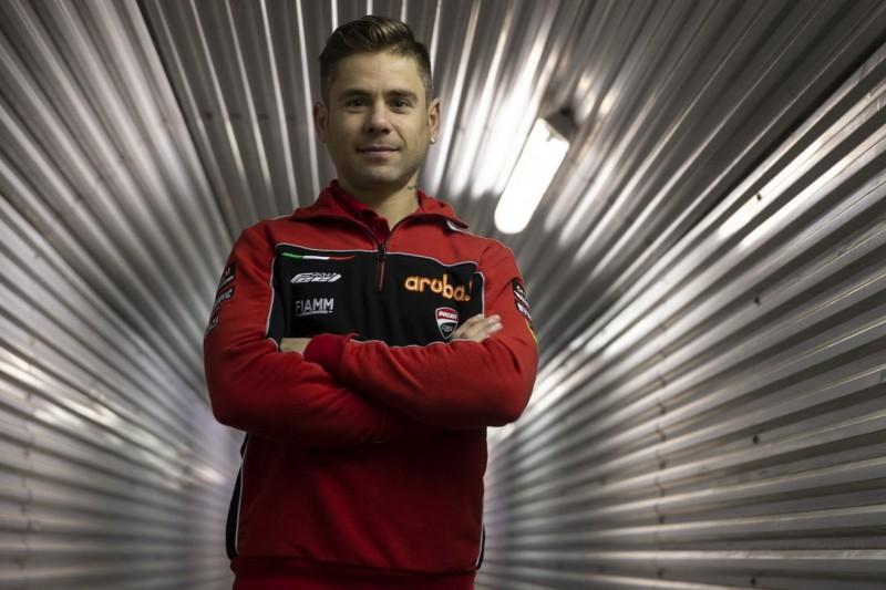 WSBK-Vertragspoker: Ducati will Alvaro Bautista bis Ende 2021 binden
