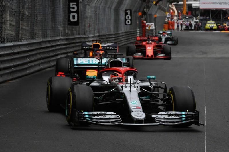 TV-Quoten Monaco: Vettels Chancenlosigkeit sorgt für Sinkflug
