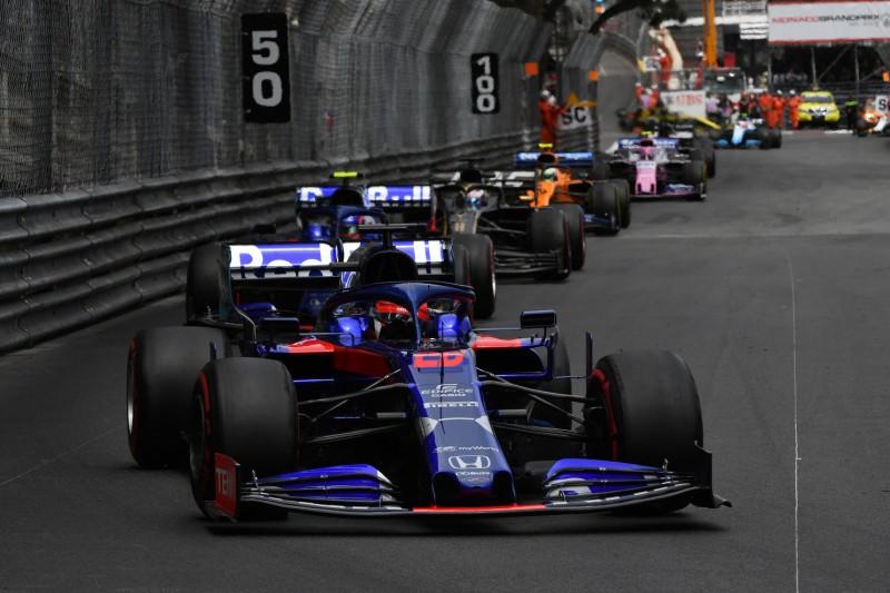 Norris-Bummelzug hilft: Toro-Rosso-Youngster überraschen in Monaco