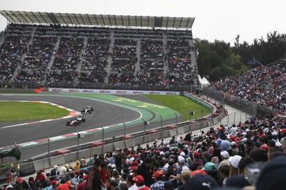 Hoffnung für Mexiko auf Verbleib in Formel-1-Kalender 2020