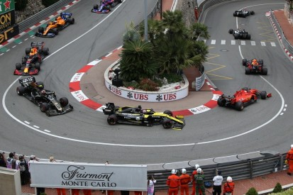 Strategiepech: Ricciardo und Magnussen verpassen Top-Ergebnis in Monaco