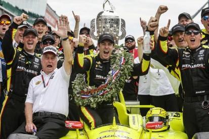 Nach Indy-500-Sieg: Roger Penske bestätigt Pagenaud für 2020