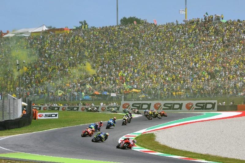 TV-Programm MotoGP Mugello: Zeitplan, Livestream und Live-TV