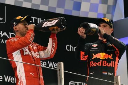Ricciardo: Max Verstappen auf einer Runde schneller als Sebastian Vettel