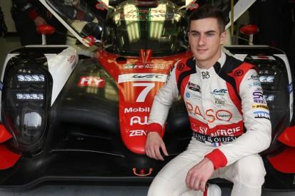 Thomas Laurent wird Test- und Ersatzfahrer bei Toyota