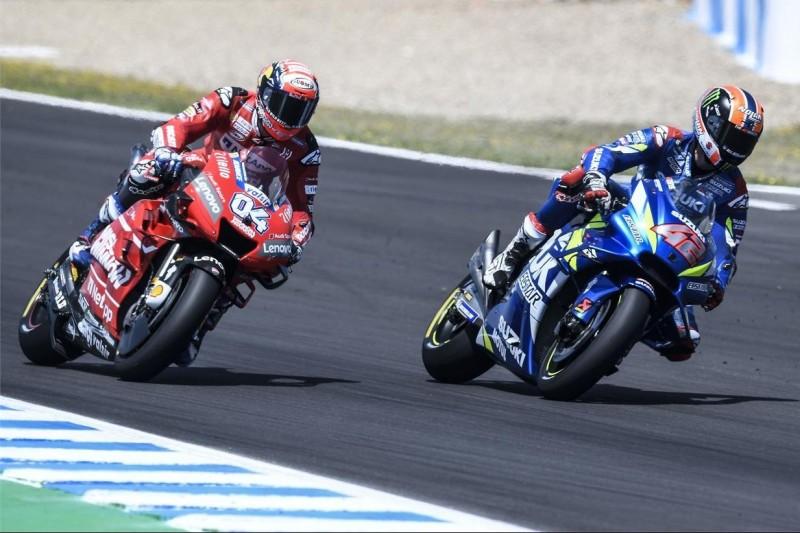 Kurvenspeed vs. Motorleistung: Suzuki gegen die V4-Bikes von Ducati & Honda