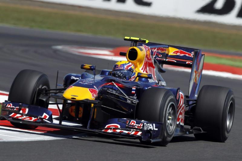 Red Bull: Darum hat Mark Webber Vettels RB6 zu Hause stehen