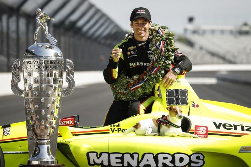 """Indy-500-Sieger Pagenaud: """"Le-Mans-Sieg ist mein nächster Traum"""""""