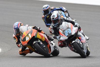 Miguel Oliveira rätselt über Moto2-Probleme von KTM