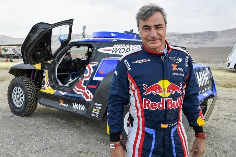 Carlos Sainz noch ohne Dakar-Projekt für 2020