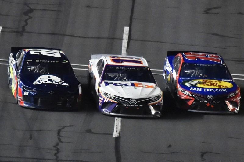 NASCAR schon 2020 mit Frontsplitter-Einheit aus Kohlefaser?