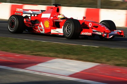 Ferrari again quickest at Barcelona
