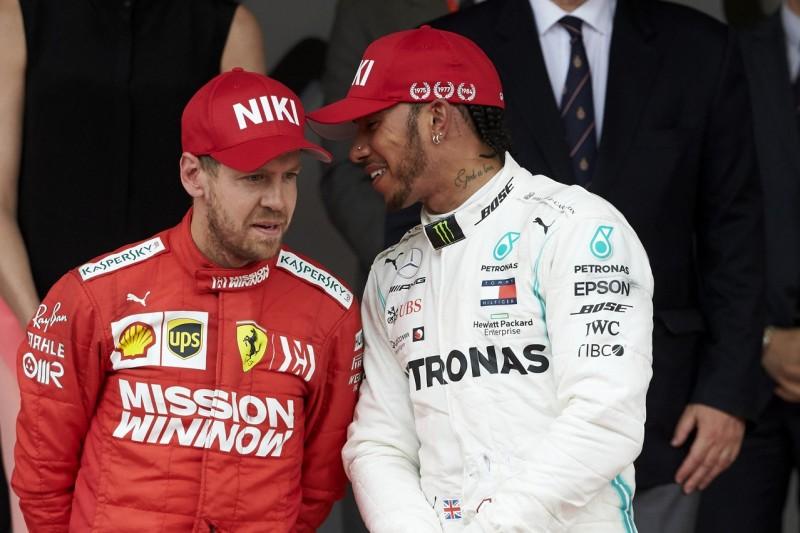 Hamilton warnt Rivalen: Erste sechs Rennen waren durchschnittlich