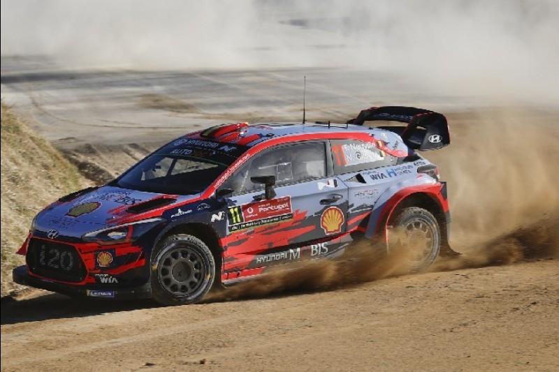 Rallye Portugal: Neuville meldet sich mit Shakedown-Bestzeit zurück