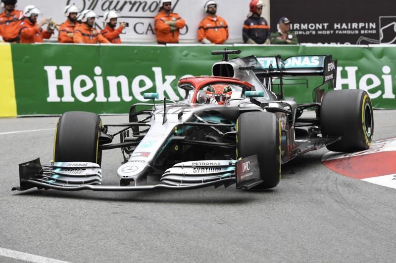 Mercedes: Darum zog man Hamilton in Monaco die Medium-Reifen auf