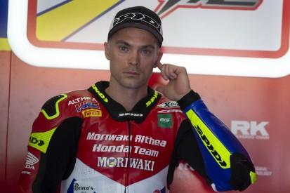 Moriwaki-Honda: Leon Camier fällt für Jerez aus