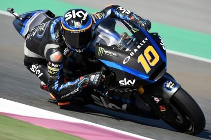 Moto2 Mugello FT1: Luca Marini fährt Bestzeit, Marcel Schrötter Elfter